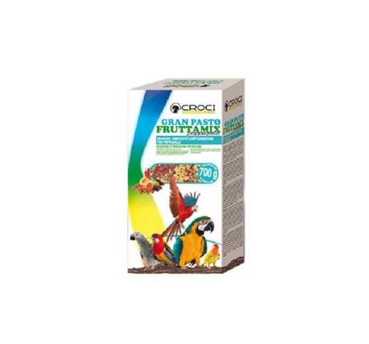 Gran Pasto Fruit Mix for Parrots 700g