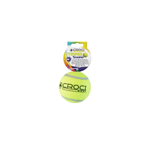 Tennisball with Sound 6,5cm