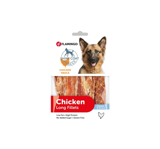 Chick'n Snack Shiny Coat 85g
