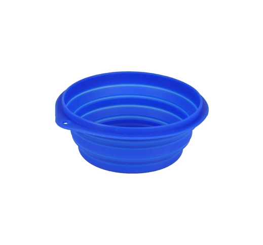 Foldable Silicon Travel Bowl 500ml