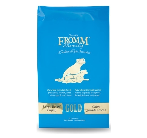 Fromm Gold Holistic Complete Puppy Large Breed Food 15kg