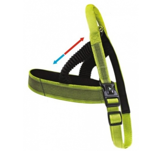 Harness Venture Green 70-80cm 25mm