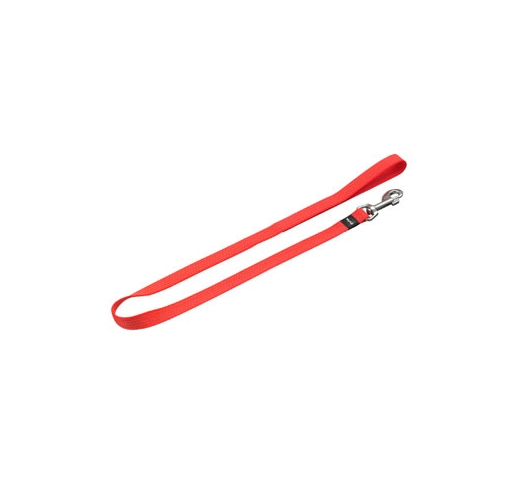 Leash with Reflector Orange 100cm / 20mm