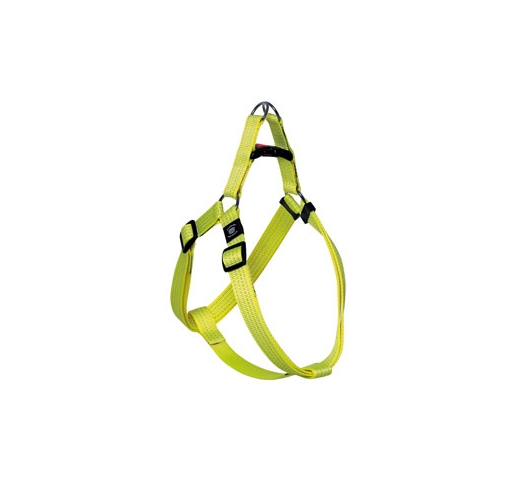 Harness with Reflectors Yellow 60-90cm 25mm