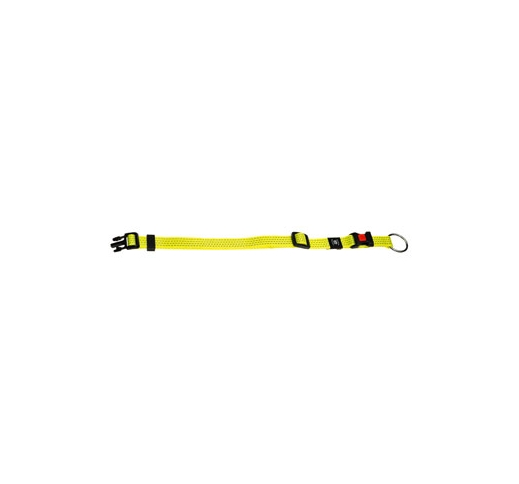 Adjustable Nylon Collar with Reflector 45-65cm / 25mm