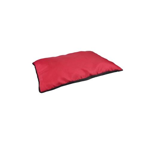 Лежак Diva, красный 80x50см