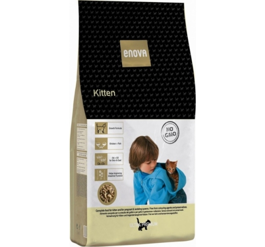 Enova Kitten with Chicken & Fish 1,5kg