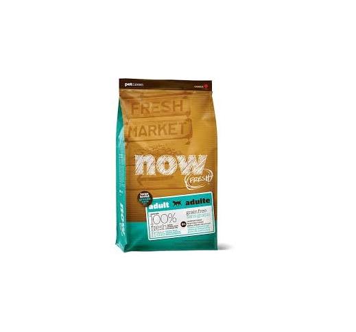 NOW Fresh Suuretõulisele Täiskasvanud Koerale (teraviljavaba täissööt) 11,3kg