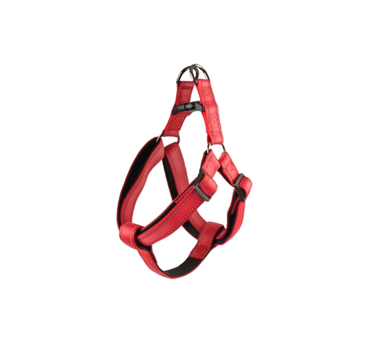 Rover Harness Red 25-45cm 15mm
