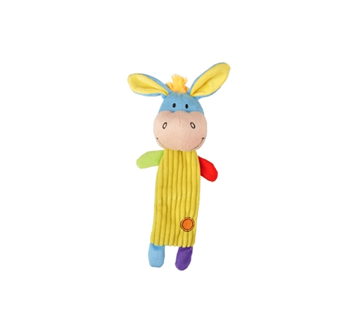 Squeaky/Crunchy Dog Toy Polly 25cm