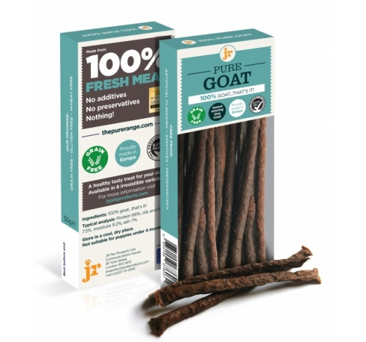 100% JR Pure Goat Treats 50g