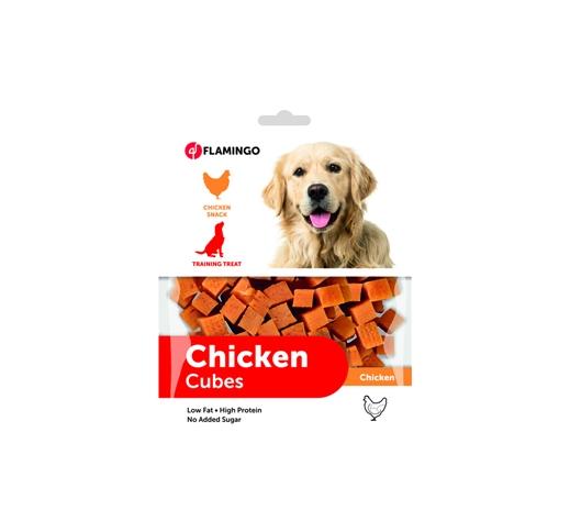 Куриные кубики 170г