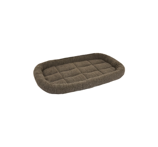 Dog Bed Sherpa Brown 55,5x38,5x7cm