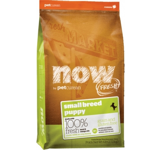 Now Fresh Grainfree for Small Breed Puppy 2,72kg