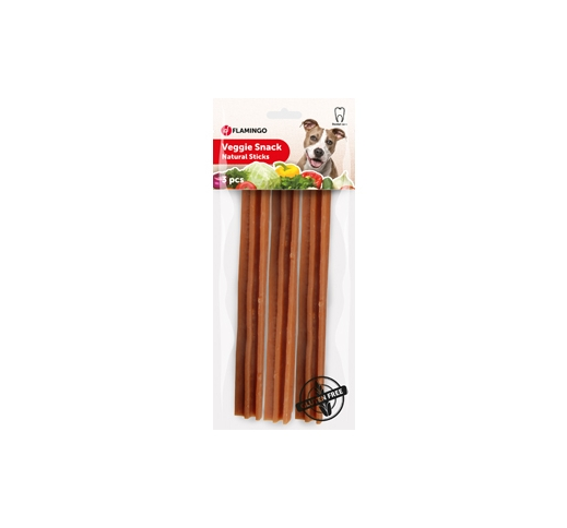 Veggie Rods for Dogs 18cm (3pcs)