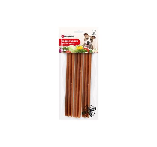 Veggie Rods закуски для собак 18см 3шт