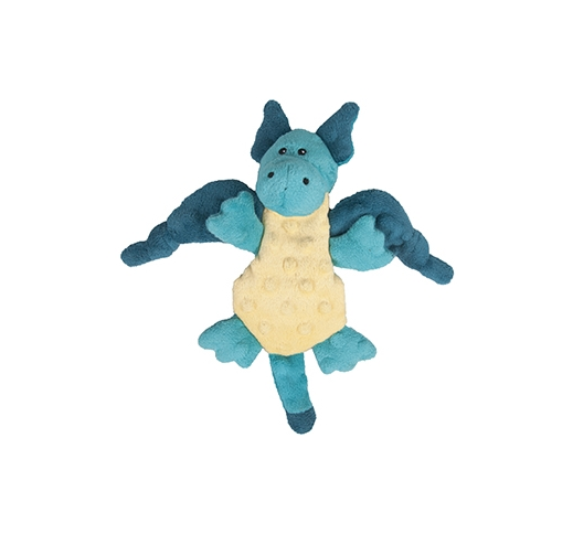 Plush Dog Toy Dragon 26cm