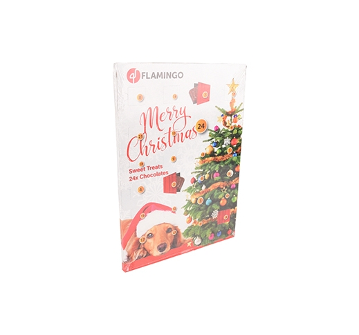 Christmas Calendar for Dogs