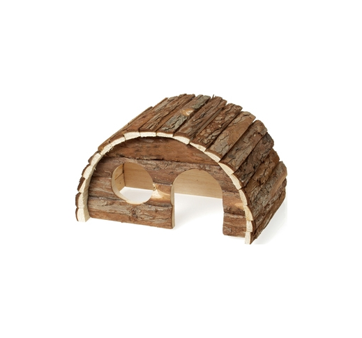 Wooden Hideaway for small animals Ben 24x15x16cm