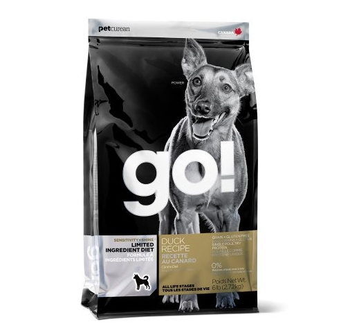 Go! Sensitivity+Shine Holistic Duck Recipe 11,3kg