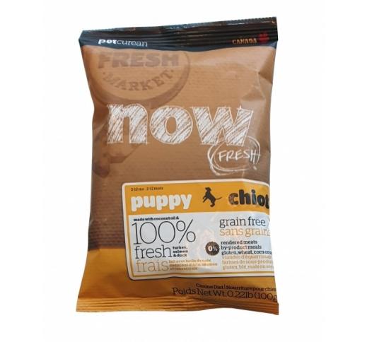 Proovipakk NOW Fresh Teraviljavaba Täissööt Kutsikale 100g