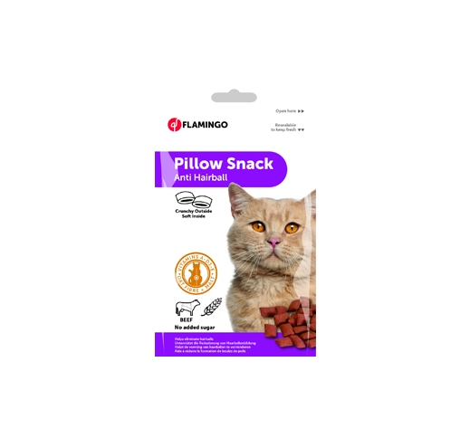 Cat Snack Anti Hairball 50g