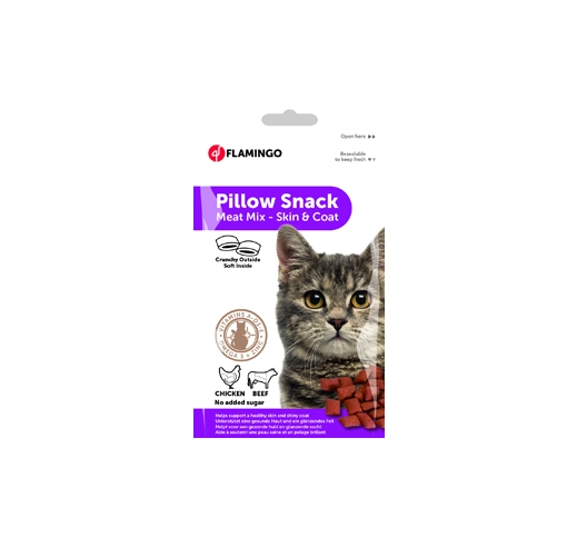 Cat Snack Skin & Coat 50g