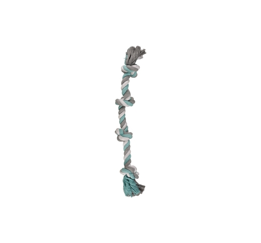 Cotton Rope with 4 knots 60cm