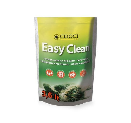 Cat Litter Easy Clean 3,6l