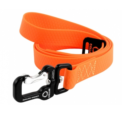 Evolutor Most Durable Leash 25mm x 210cm Orange