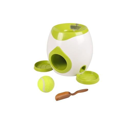 Interactive fetch & Treat Dog Toy