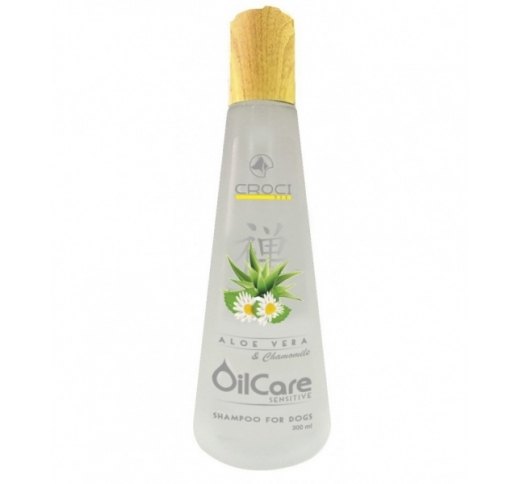 OilCare Sensitive Shampoo for Dogs with Aloe Vera & Chamomile 300ml