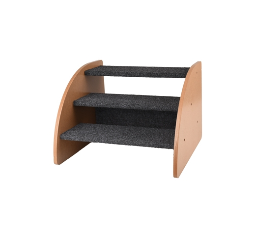 Dog Step Karpi Grey 41,5x38,5x30cm