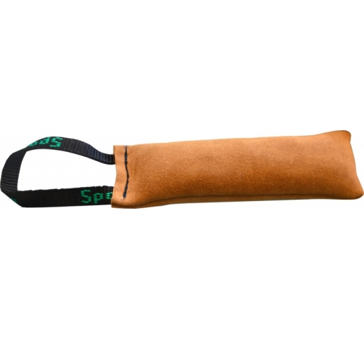 Klin Leather Tug with 1 Handle 20cm