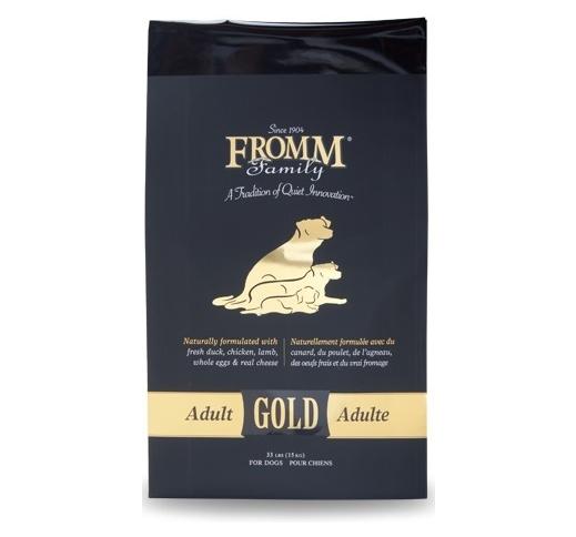 Fromm Gold Täiskasvanud Koera Täissööt 15kg