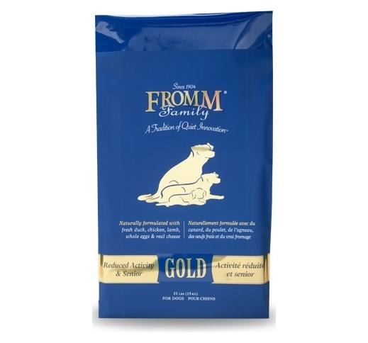 Fromm Gold Seenior Koera Täissööt 15kg