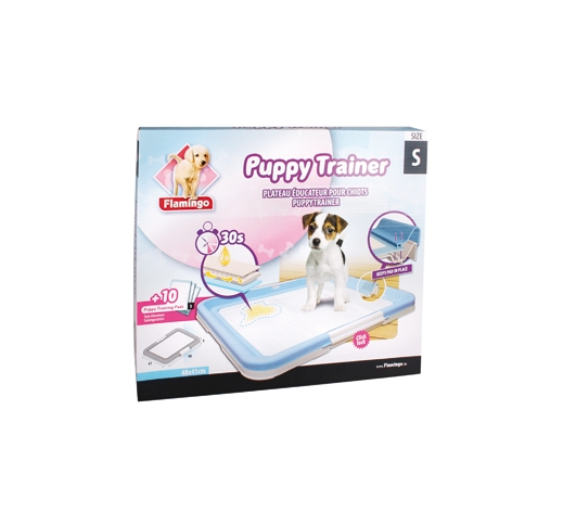 Puppy Training Mat S + Pads 10pcs
