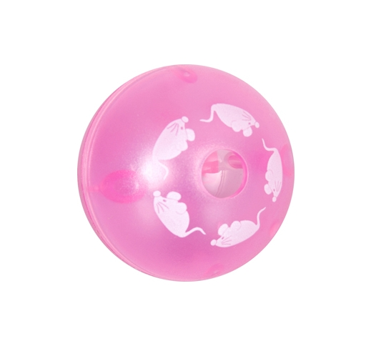 Treatball for Cats Pink 5,5cm