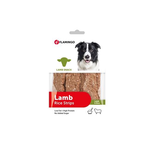 Lamb Rice Strips 85g