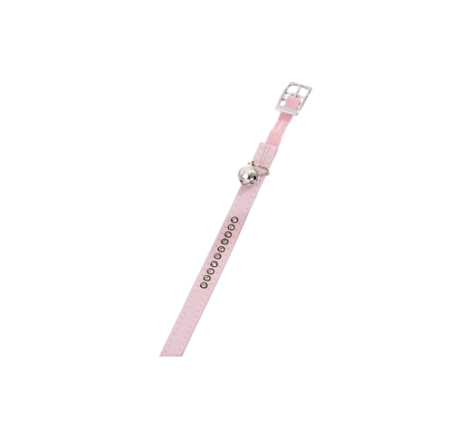 Collar Monte Light Pink 30cm x 11mm
