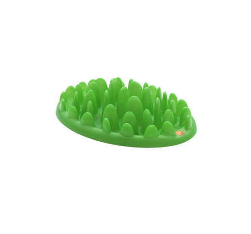Interactive Feeder Green Large  40x30x10cm