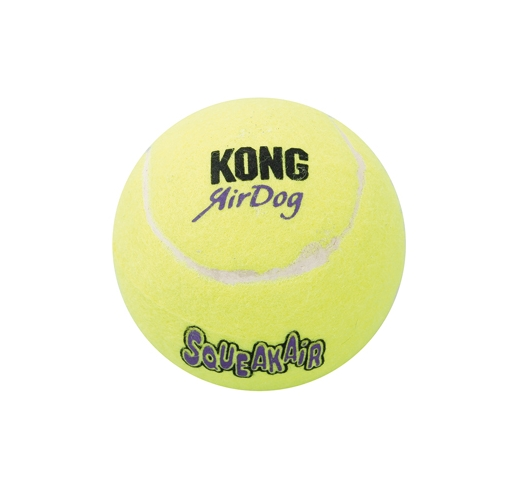 Kong Air Dog Squeaker Ball XL 10cm