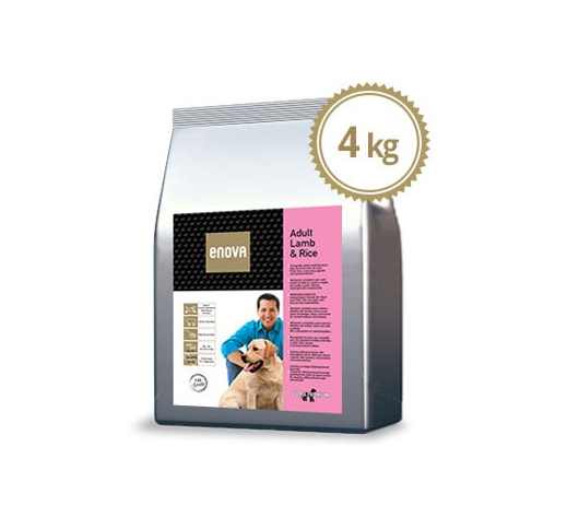 Enova Adult Lamb & Rice 4kg