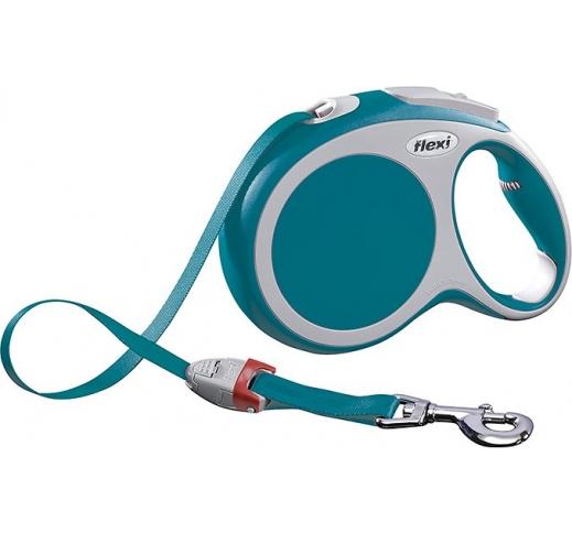 Flexi Vario M Turquoise Tape 5m