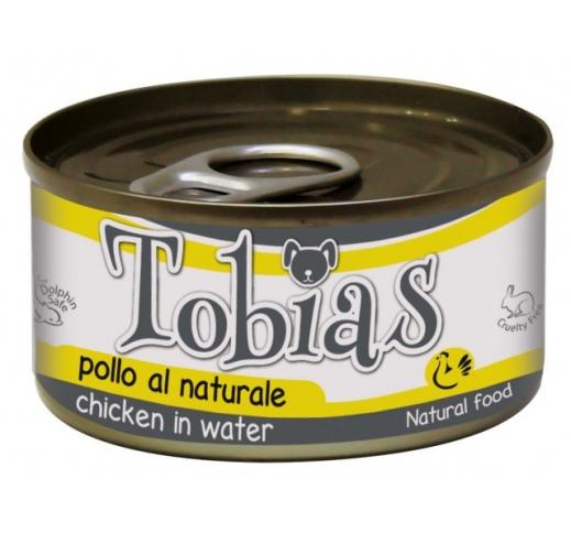 Tobias консервы для собак -  курица 170г