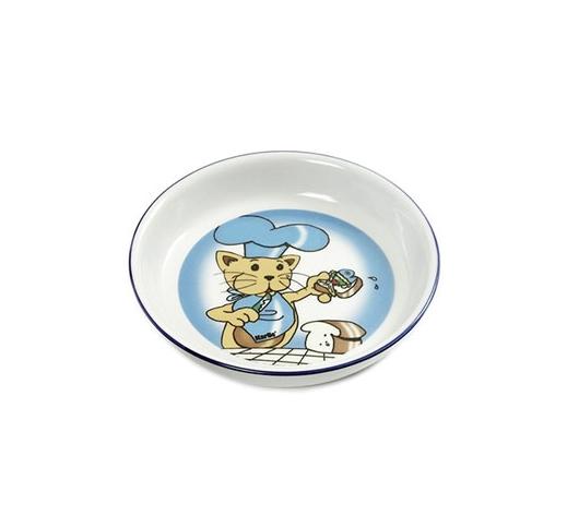 Bowl Cat&Fish 200ml