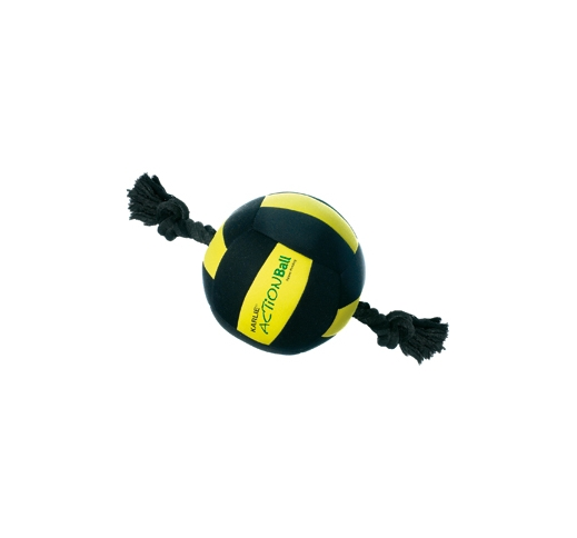 Actionbal Black/white 18cm