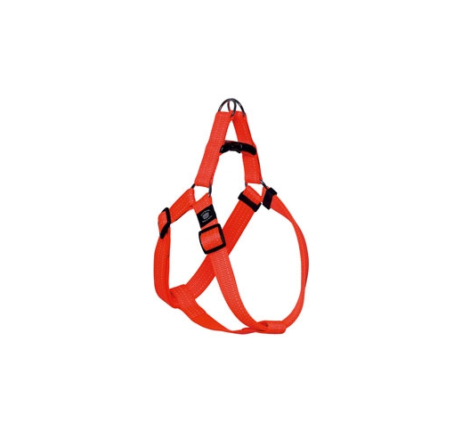 Harness ASP with Reflectors Orange 60-90cm 25mm