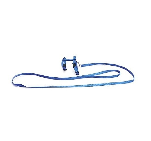 Rabbit Harness Blue