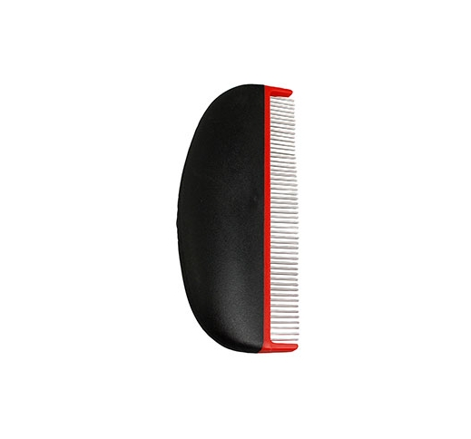 Grooming Comb with Rotating Teeth 18cm